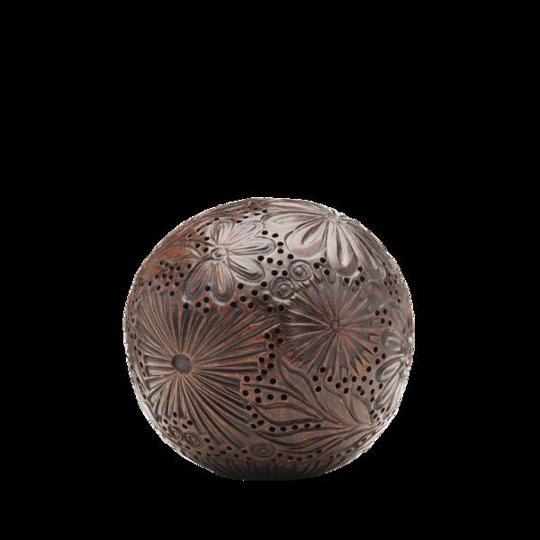 La maison l 39 artisan parfumeur for Boule metal deco jardin