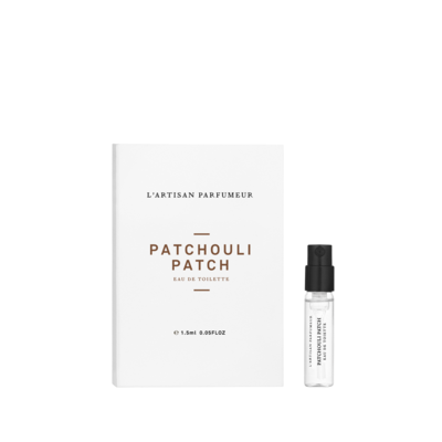 Patchouli Patch - Echantillon 1.5ml